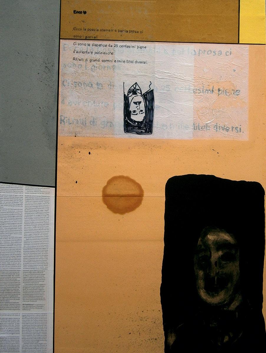 MICHAEL ROTONDI - Senza titolo